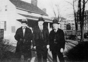 Long, Lovecraft, and Morton